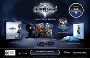 Kingdom Hearts HD 2.5 ReMIX Collection Edition