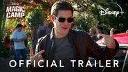 Magic Camp Official Trailer Disney