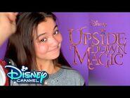 Making a Movie 🎥 - Epsiode 3 - UDM Diaries - Upside-Down Magic - Disney Channel-2