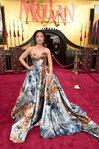 Ming Na Wen Mulan20 premiere