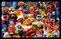 Muppet show cast1
