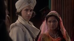 Once Upon a Time - 6x21 - The Final Battle Part 1 - Aladdin and Jasmine.jpg