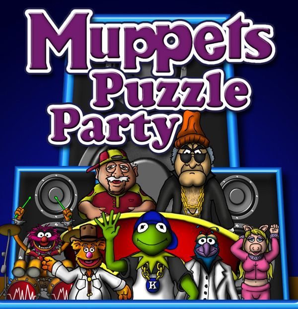 Muppets Puzzle Party