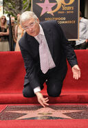 Randy Newman Hollywood Walk of Fame