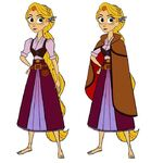 Tangled S2 concept 4
