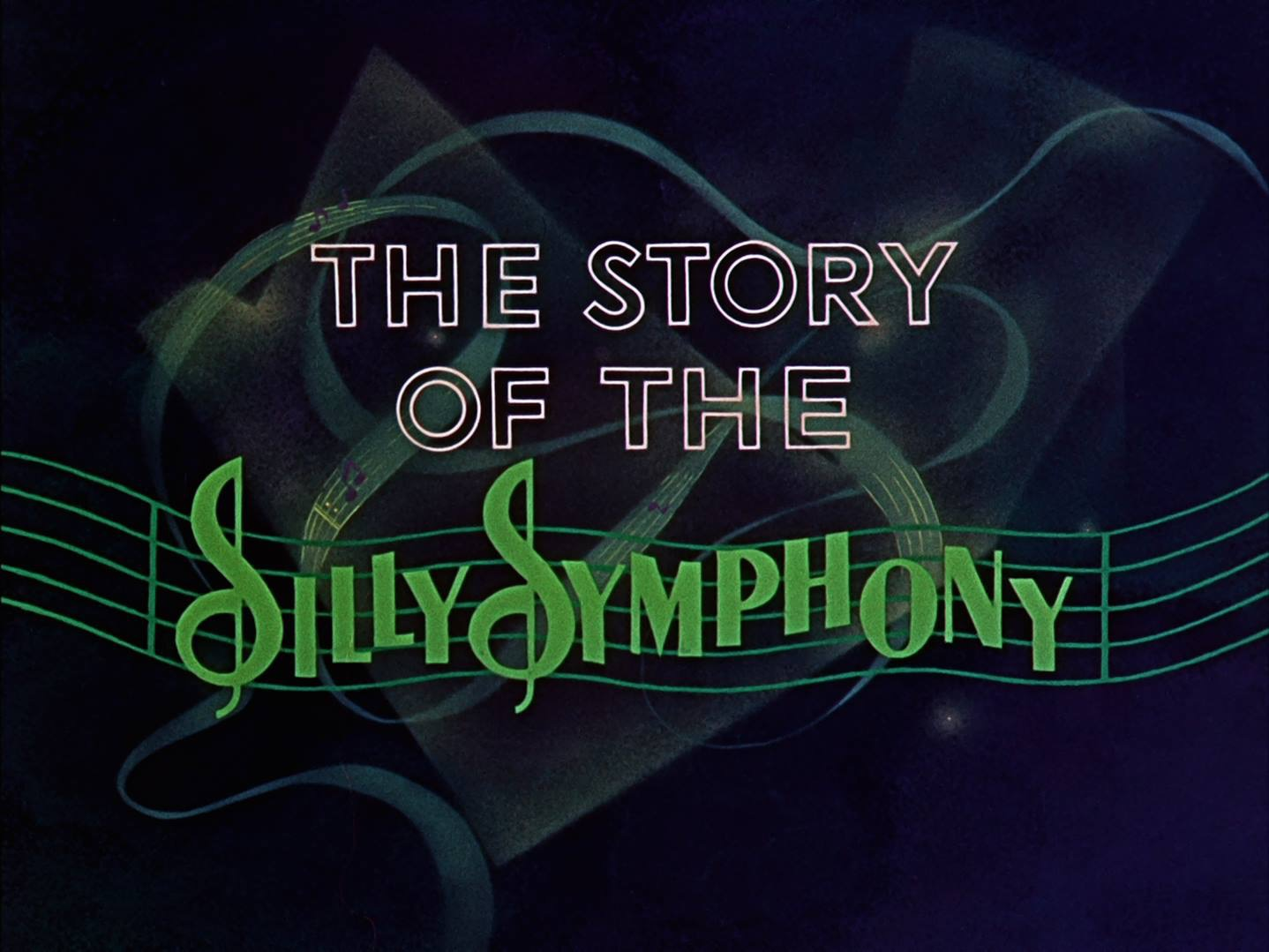 The Story of the Silly Symphony