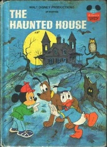 The Haunted House (libro)