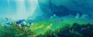 Underwater world (Concept Art)