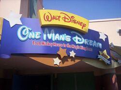 Walt Disney - One Man's Dream.jpg