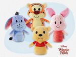 Winnie the pooh and friends itty bitties