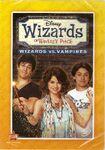 Wizards vs vampires dvd