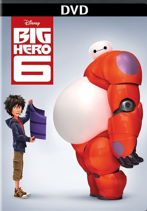 Big Hero 6 (video)