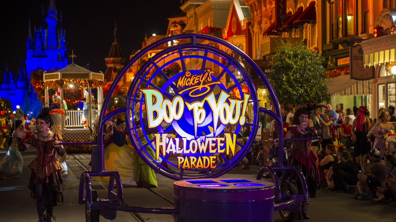Mickey's Boo-to-You Halloween Parade