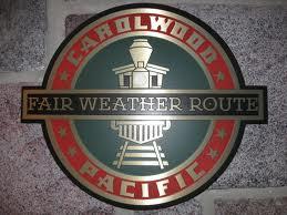 Carolwood Pacific Railroad
