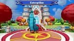 Caterpillar Disney Magic Kingdoms Welcome Screen