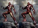 Iron Man Avengers Concept Art 2