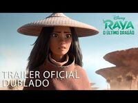 Raya e O Último Dragão - Trailer Dublado - Em breve nos cinemas