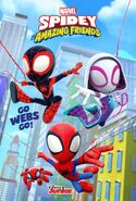 Spidey and his Amazing Friends poster