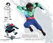 The Art of Big Hero 6 (artbook) 117