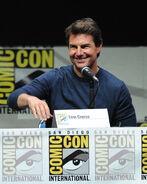 Tom Cruise SDCC