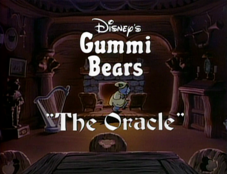 The Oracle (Adventures of the Gummi Bears)