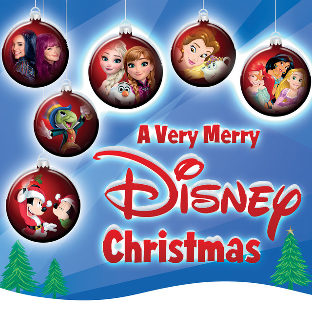 A Very Merry Disney Christmas