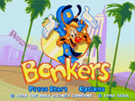 Bonkers (Genesis-Mega Drive) - Title Screen
