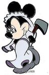 Constance Minnie Mouse pin
