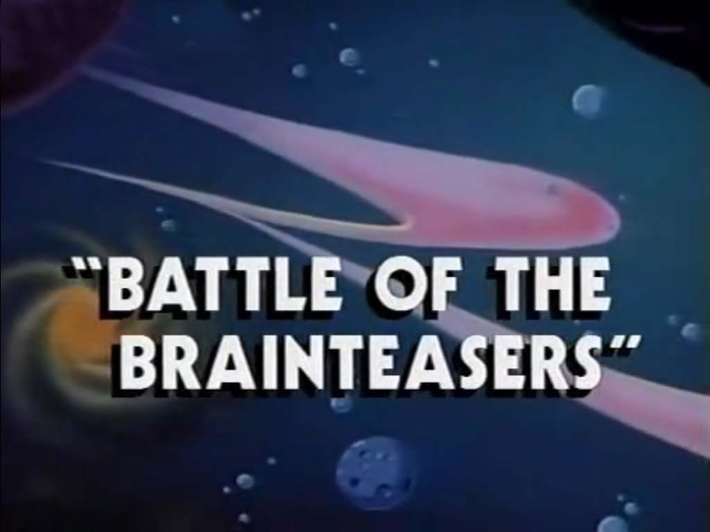 Battle of the Brainteasers