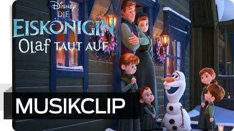 Die Eiskönigin Olaf taut auf - Musikclip Diese Zeit im Jahr Disney HD