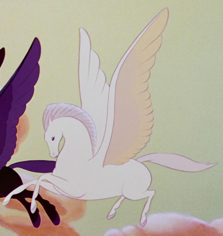 Mother Pegasus