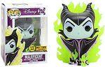 Maleficent Green Flames GITD POP