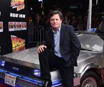 Michael J. Fox BttF 30th anniversary