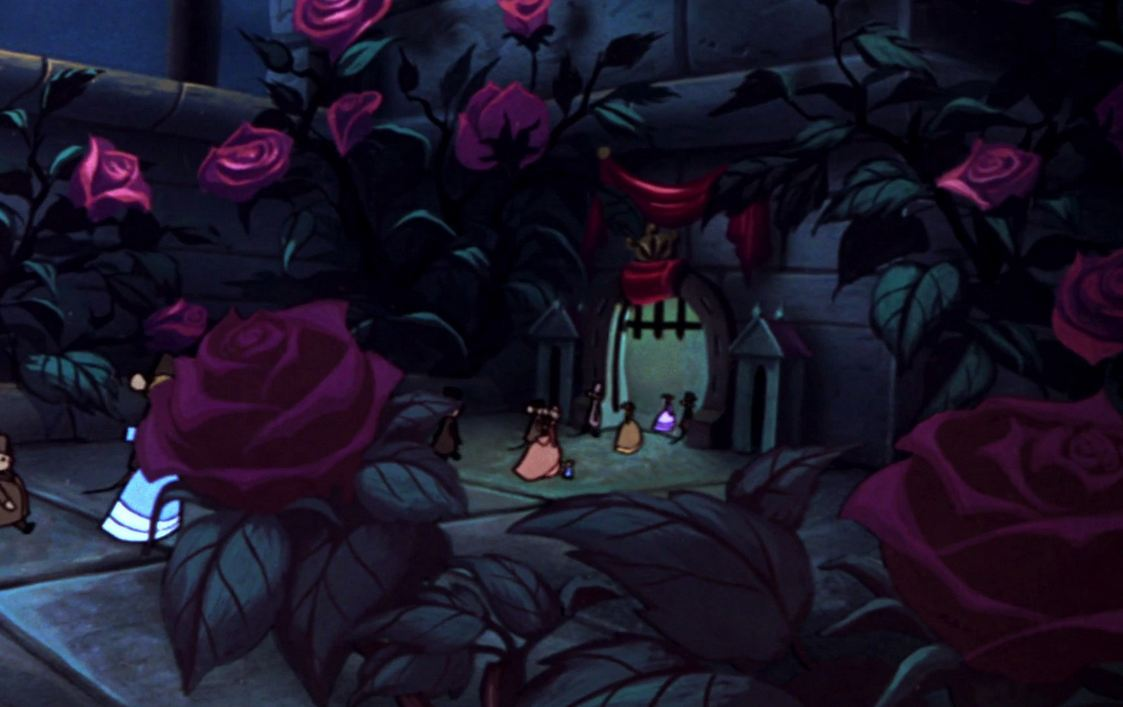 Mousedom Palace