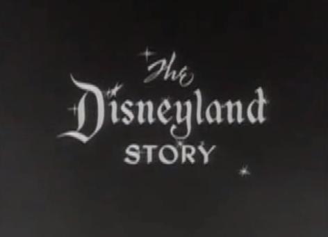 The Disneyland Story