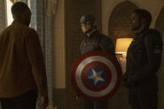 The Falcon and The Winter Soldier - 1x04 - The Whole World is Watching - Photography - Sam, John and Lemar