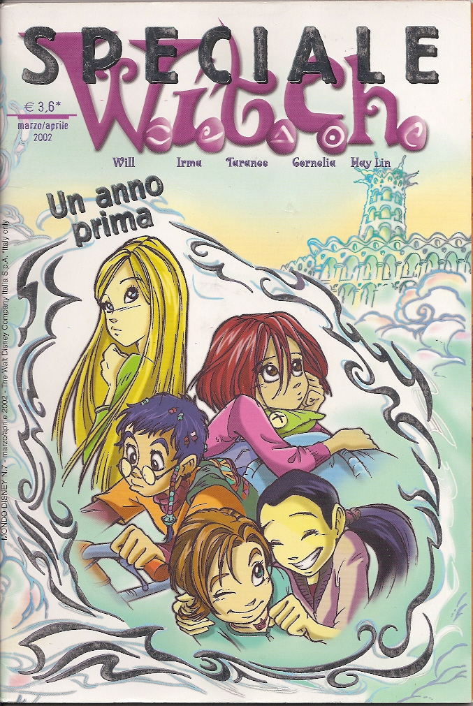 The Year Before (W.I.T.C.H.)