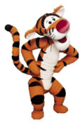 Tigger From The Book Of Pooh