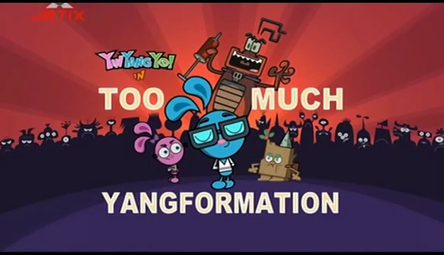 Too Much Yangformation