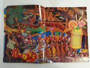 Vintage-1992-Disney-World-On-Ice-Magazine-Souvenir- 57