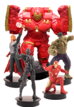 Age of Ultron Cup Head Figures