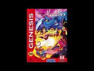 Aladdin - Agrabah Rooftops ~One Jump Ahead~ (GENESIS-MEGA DRIVE OST)-2