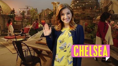 Chelsea Raven's Home Disney Channel