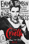 Cruella2021BaronessCharacterPoster
