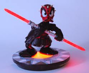 Donald as Darth Maul Figurine