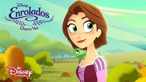 Enrolados Outra Vez A nova série do Disney Channel