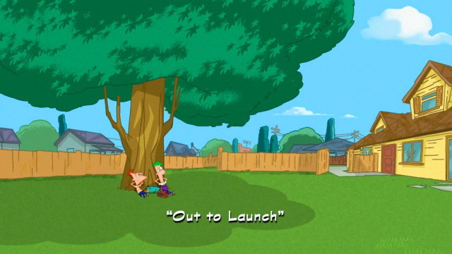 Out to Launch (Phineas and Ferb)