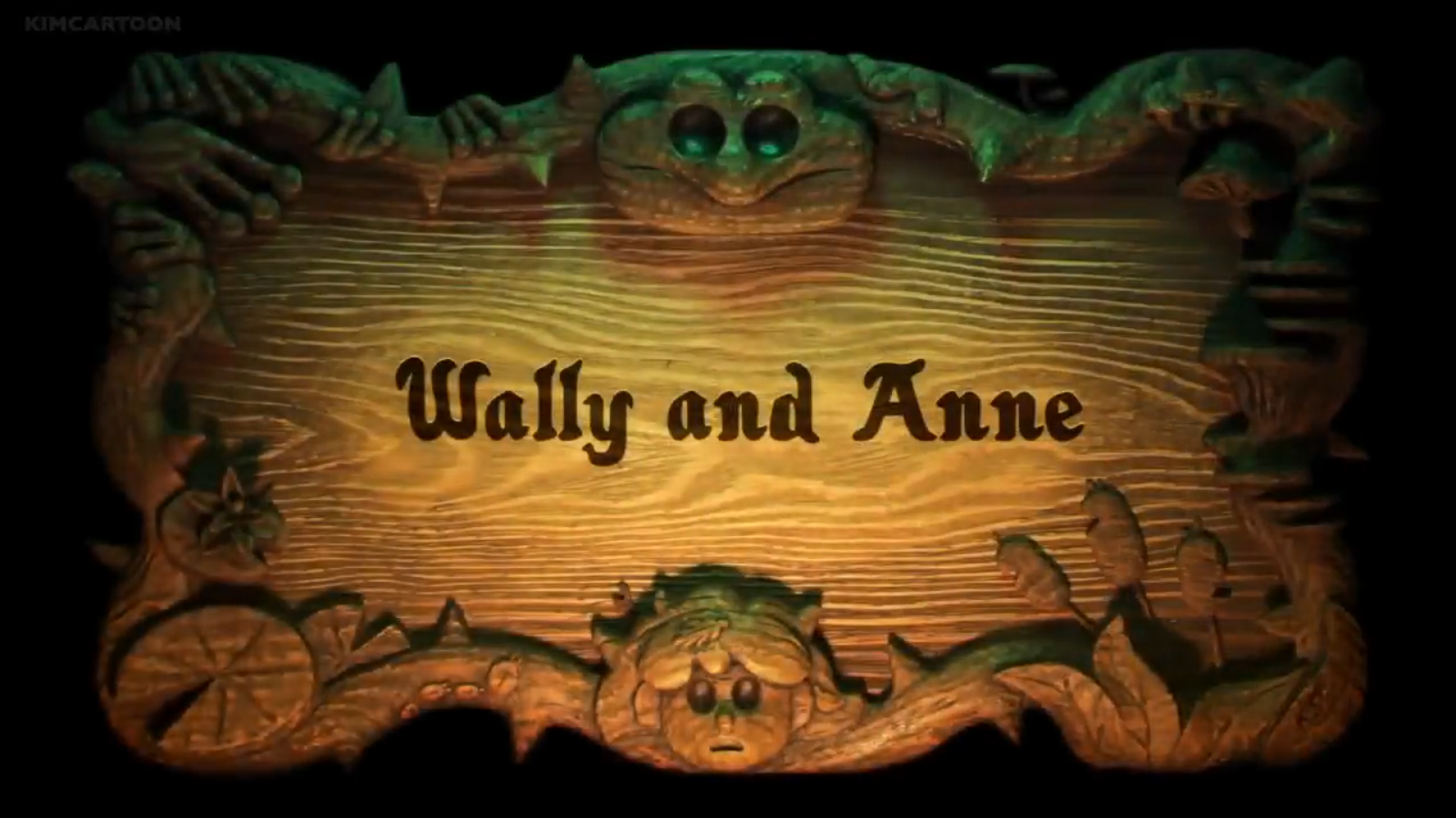 Wally and Anne