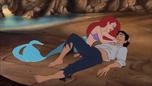 Ariel saves eric