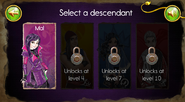 Descendants - Isle of the Lost Rush 2